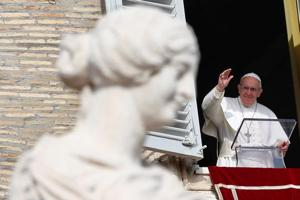 Better to be an atheist than a two-faced Catholic, says Pope Francis