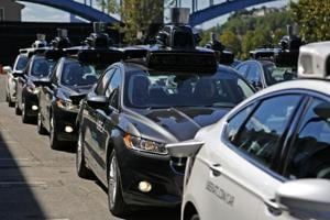 Google-owned Waymo sues Uber for stealing its self-driving car...