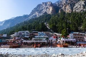 Now, live telecast of Ganga Aarti at Gangotri from April
