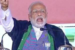 Manipur election: PM Modi promises to end economic blockade if BJP...