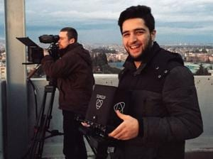 Syrian cinematographer can't attend Oscars