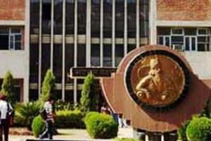Guru Nanak Dev University in Amritsar