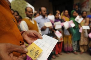 Officials say these figures are based on information collected by the income tax (I-T) department regarding cash deposits in all bank accounts, including Jan Dhan accounts.