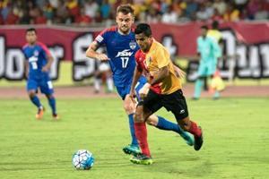 I-League: Robin Singh's brace helps East Bengal thrash Bengaluru FC...