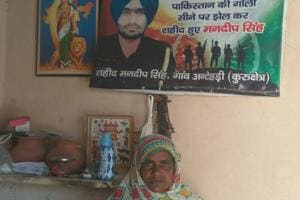 Machhil martyr's family gets compensation after 86 days; other...