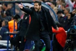 Atletico Madrid FC manager Diego Simeone seeks 1st La Liga win vs FC...