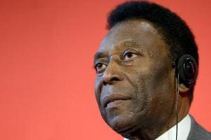 Pele's son to serve drug-related prison sentence, lawyer says