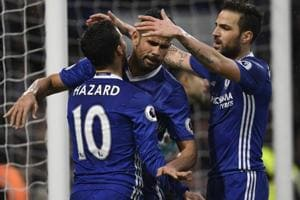 Premier League: Chelsea FC defeat Swansea to go 11 points clear at the...