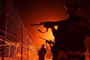 Woman intruder was who was shot by BSF was mentally ill: Pak media...