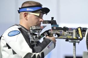 Hungarian rifle shooter Peter Sidi is against 'boring' mixed team...