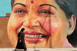 DMK says portraits of Jayalalithaa, convicted in corruption case,...