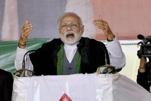 Modi's remark on 'acute poverty' in Odisha stalls state assembly as...