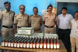 Kairana: Man held, 369 cartons of illegal liquor being smuggled from...