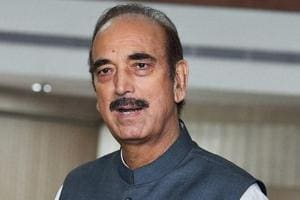 Wind blowing in favour of SP-Congress alliance: Azad