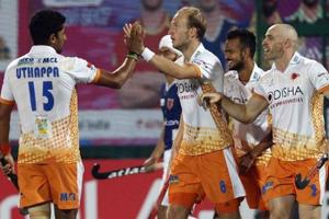 Kalinga Lancers beat Dabang Mumbai to clinch maiden Hockey India...