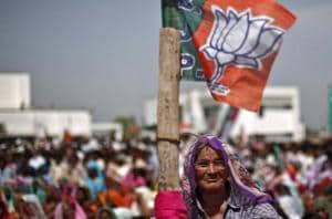 In final lap of UP polls, BJP surges ahead; SP-Congress alliance...