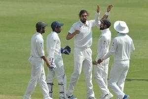 Jayant Yadav, Ishant Sharma should be replaced in 2nd Test: Mohammed...