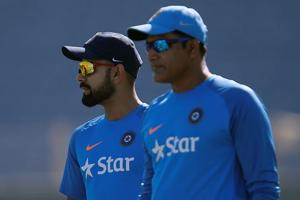India to bank on Virat Kohli-Anil Kumble factor in Bengaluru Test