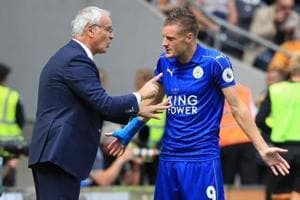Jamie Vardy denies role in sacking of Leicester City F.C manager...