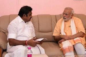 Tamil Nadu CM Palaniswami to meet PM Modi in Delhi
