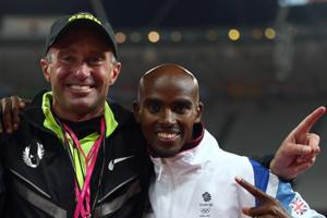 Mo Farah's coach has been accused of using prohibited drugs, says...