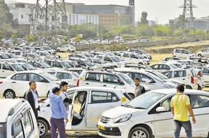 Hit by cab strike, Gurgaon commuters set their hopes on new projects