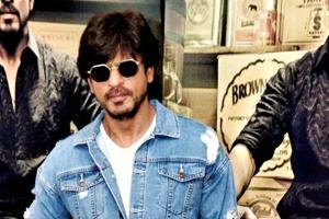 Shah Rukh Khan denies turning down film with Kangana Ranaut