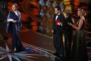 Academy Awards 2017: Asghar Farhadi wins for The Salesman, pleads for...