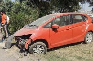 Noida expressway: MBBS student of Sharda University dies in car crash