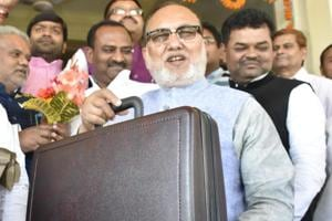 Bihar budget focuses on social spending, spares tax hike