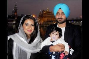 Cricket can wait, daughter Hinaya is top priority for Harbhajan Singh