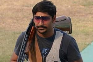 Ankur Mittal won the silver medal at the ISSF World Cup .