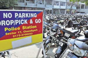 HT Special | Reviving Chandigarh Sector 17: Space aplenty, parking a...