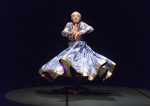 A dance recital to channelise anger through creativity