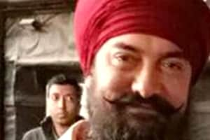 Thugs of Hindostan: Aamir Khan's new sardar look is not from the film