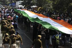 Tiranga rally in DU: ABVP seeks action against teachers who raised...