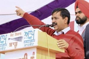 Arvind Kejriwal to lead Aam Aadmi Party's poll offensive in Modi's...