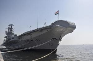After serving Navy for 29 years, INS Viraat to be decommissioned on...