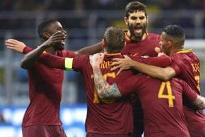 Serie A: Radja Nainggolan masterclass inspires AS Roma to another win