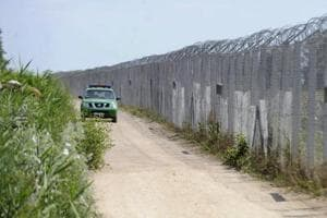 Age of walls: Hungary building second border fence along Serbia to...