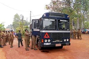 Sri Lanka: Seven including gang leader, guards killed as gunmen shoot...