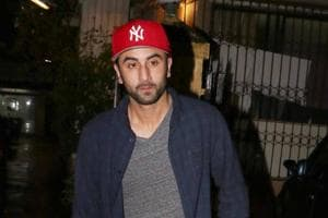Ranbir Kapoor is working extra hard to get every nuance of Sanjay Dutt's personality right.