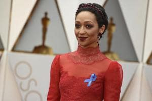 Academy Awards 2017: Hollywood protests Trump's travel ban with blue...