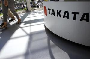 Plaintiffs allege five automakers knew Takata air bags were dangerous