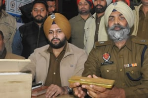 160 kg raw gold seized in SAS Nagar given back to owner
