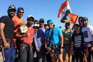 Virat Kohli and Indian team go treasure hunting in Western Ghats:...