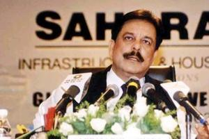 SC to hear Sahara's plea in connection with return of money to its...