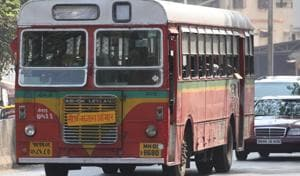 Mumbai's iconic red buses to turn white and yellow?