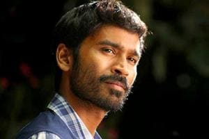Dhanush, accompanied by his mother, appears before Madras HC to verify...