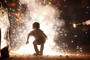 """The man had killed the neighbour because he had """"scolded"""" and """"insulted"""" him over bursting crackers near his house on the occasion of Diwali last year.*"""